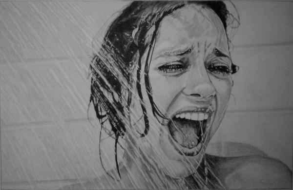 Marion Cotillard by SERBON